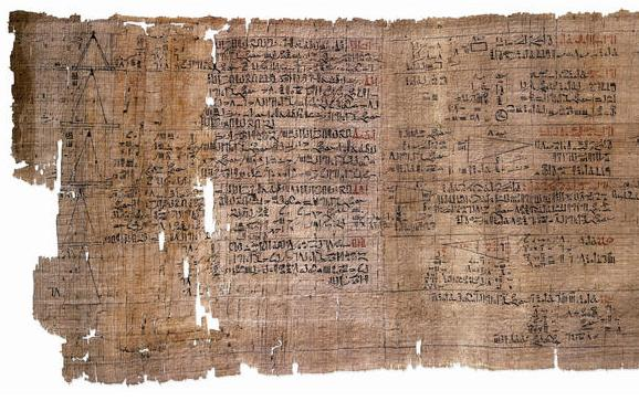 Rhind_Mathematical_Papyrus